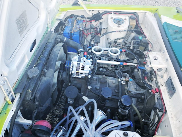 13B ROTARY ENGINE WITH SPORT INJECTION