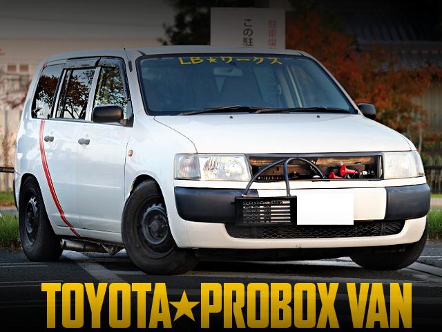KAIDO RACER 1st Gen PROBOX VAN
