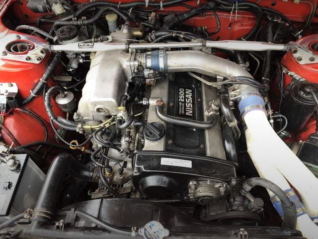 RB25DET 2500cc TURBO ENGINE