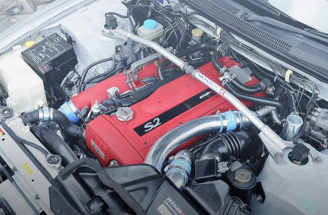NISMO S2 MENU MODEL OF RB26DETT ENGINE