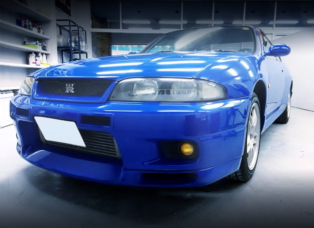 FRONT EXTERIOR R33 SKYLINE GT-R LM LIMITED