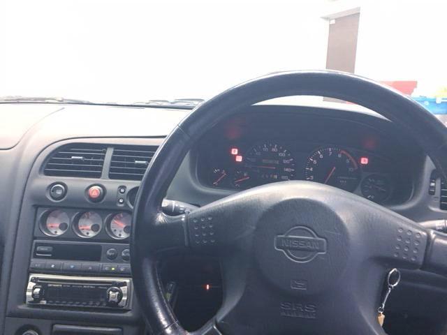 R33 GT-R STEERING