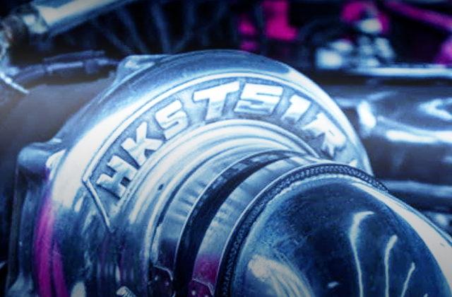 HKS T51R TURBOCHARGER