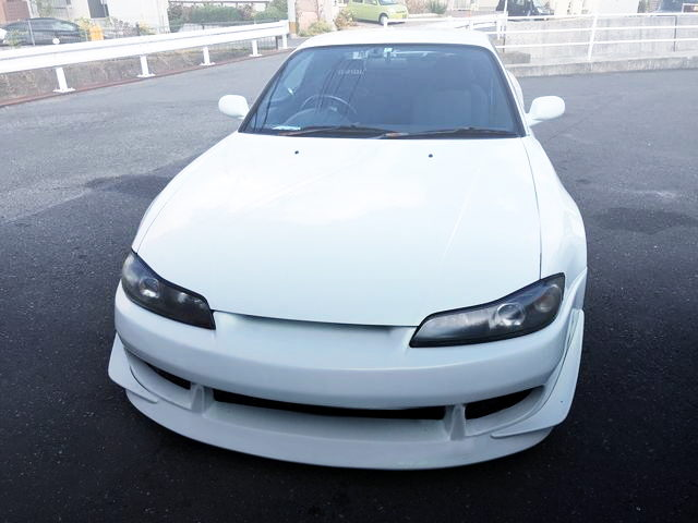 FRONT FACE S15 SILVIA