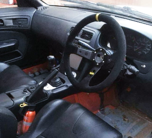 INTERIOR DASHBOARD S14 ZENKI 200sx