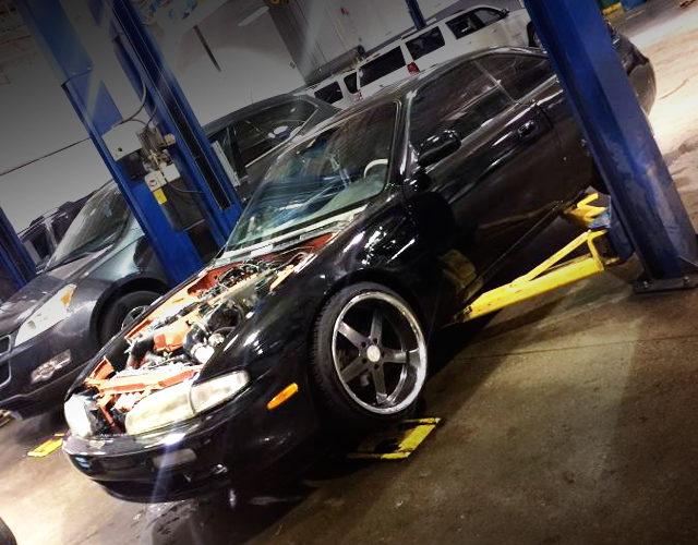 FRONT FENDER S14 ZENKI 240SX