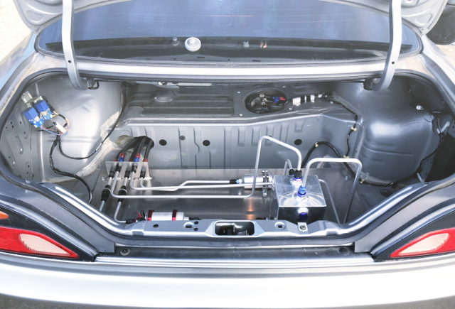 TRUNK FUEL SYSTEM