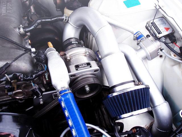 HKS GT SUPERCHARGER