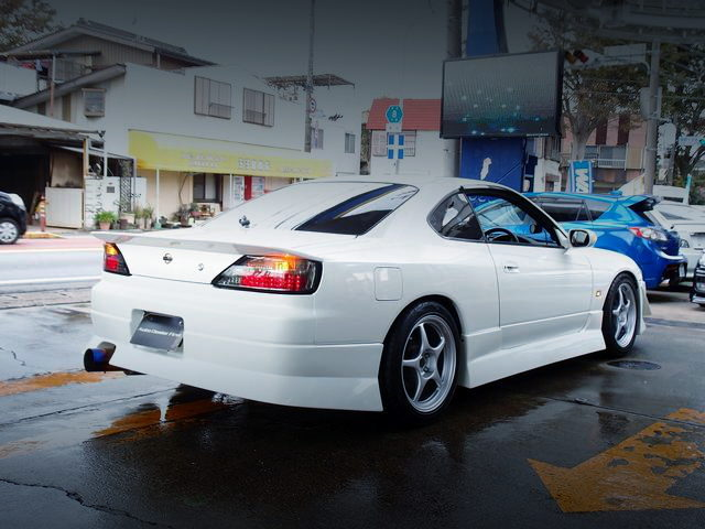 REAR EXTERIOR S15 SILVIA SPEC-S V-PACKAGE