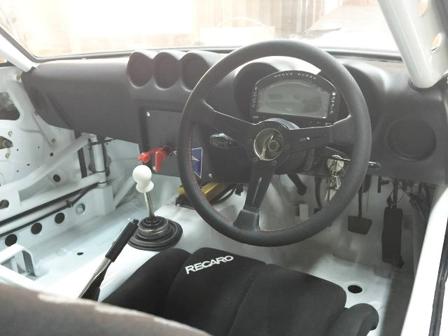INTERIOR S30Z DASHBOARD