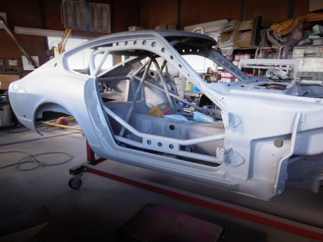ROLL CAGE CUSTOM OF S30Z