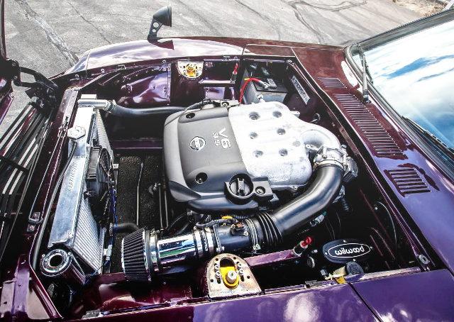 VQ35 3500cc V6 ENGINE