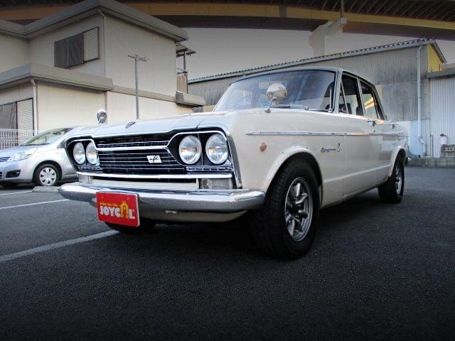 FRONT EXTERIOR S54A PRINCE SKYLINE GT-A