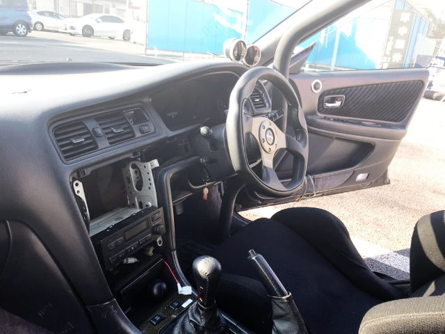 INTERIOR JZX100 CHASER DASHBOARD