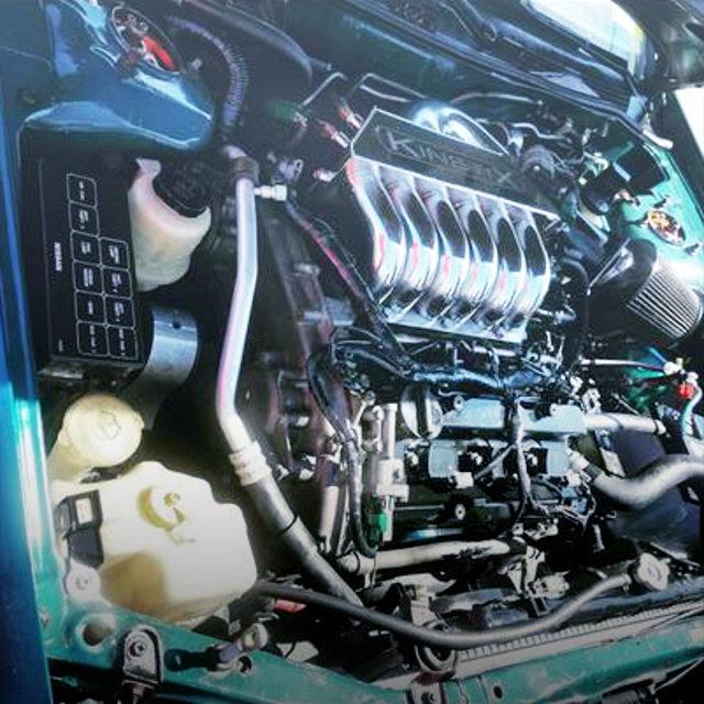 VQ35DE 3500cc V6 ENGINE