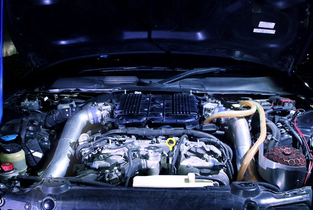 VQ35HR V6 ENGINE