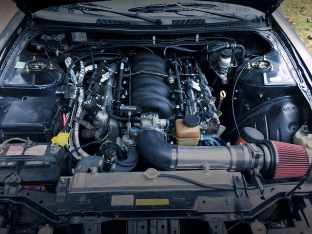 LS1 5700cc V8 ENGINE WITH LS6 INTAKE
