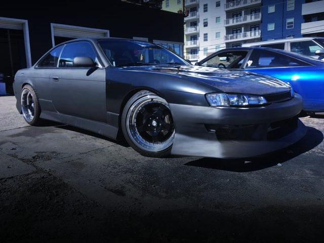 FRONT FENDER S14 KOUKI 240SX