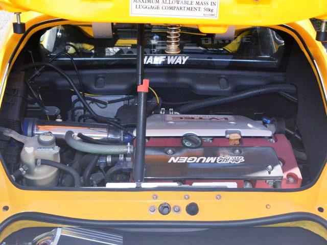 TYPE-R HEAD K24A i-VTEC ENGINE