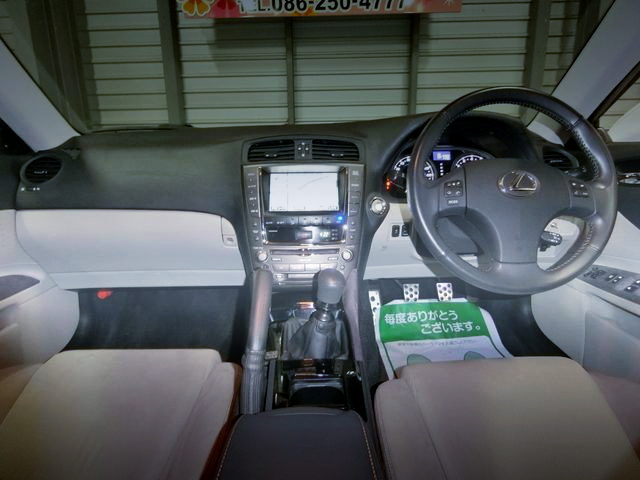 DASHBOARD FOR LEXUS IS250