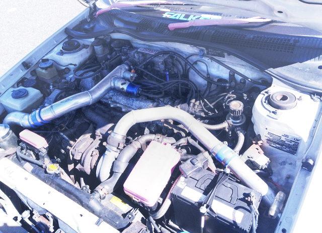 3SGTE TURBO ENGINE