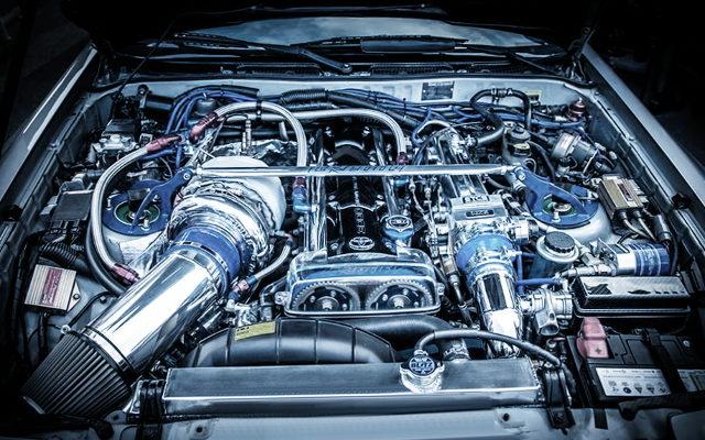 2JZ-GTE ENGINE WITH GTX4202R TURBINE