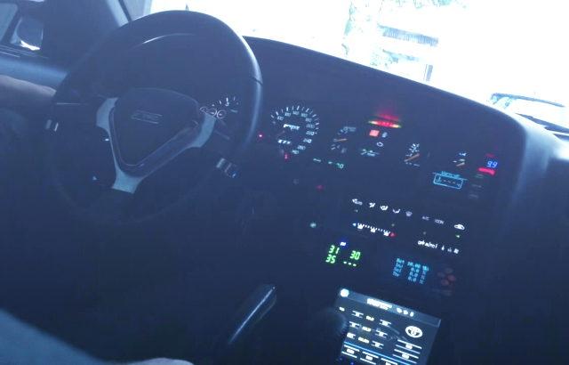 MA70 SUPRA DASHBOARD