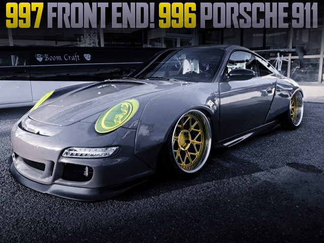 997 FRONT END FOR 996 PORSCHE 911