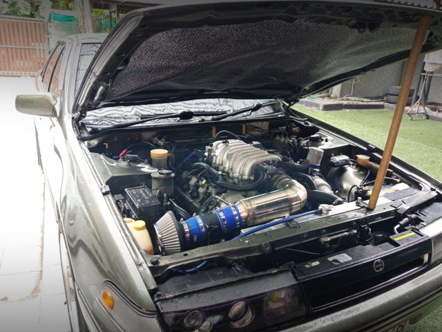 3UZ-FE 4300cc V8 ENGINE