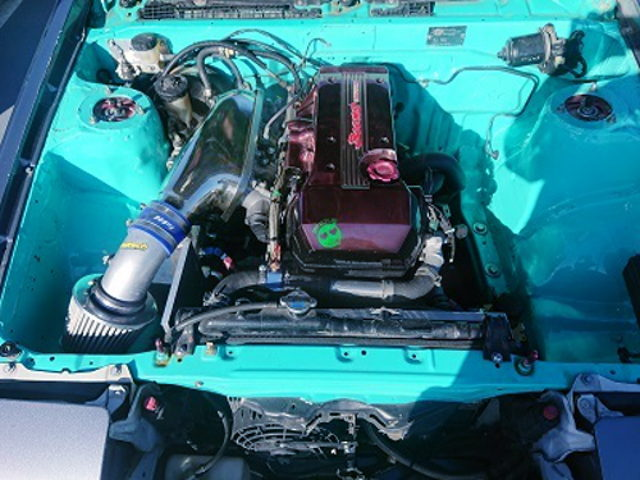 BEAMS DUAL VVTi 3S-GE ENGINE WITH ITB