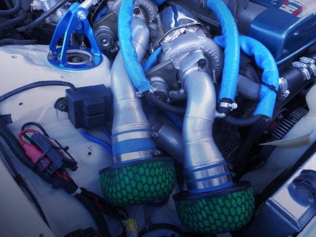 HKS GT-RS TWINTURBO