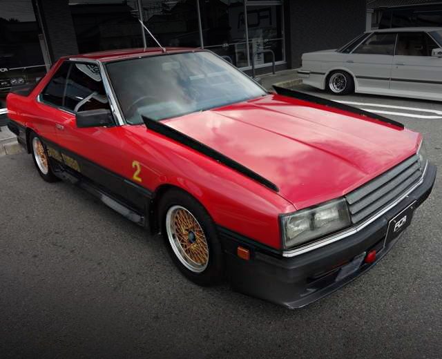 FRONT EXTERIOR DR30 SKYLINE 2000RS TURBO