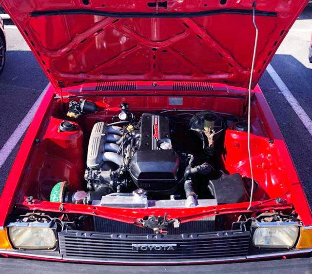 BEAMS 3S-GE ENGINE