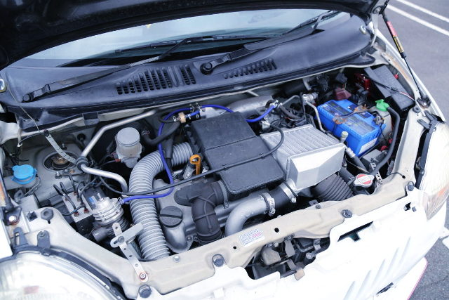 K6A TWINCAM INTERCOOLER TURBO ENGINE