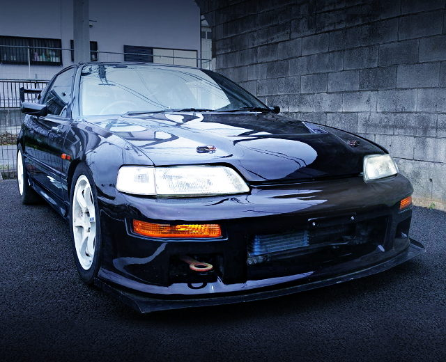 FRONT EXTERIOR EF8 CRX SiR