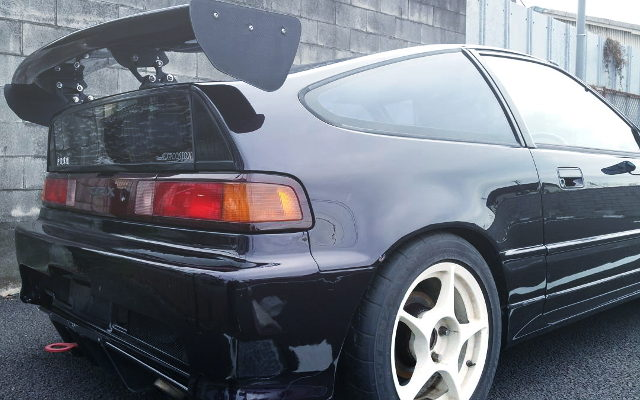 REAR TAILLIGHT EF8 CRX
