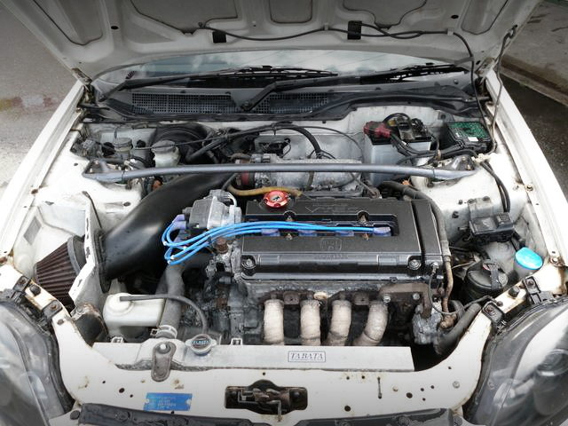 B16B 1800cc VTEC ENGINE