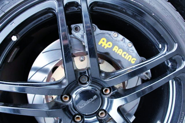 AP RACING 6POT BRAKE CALIPER
