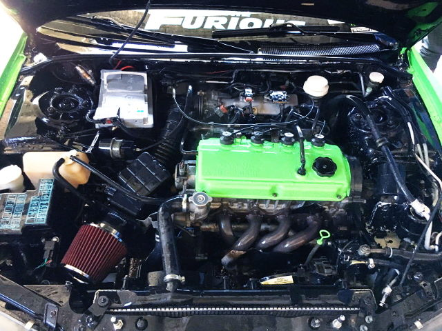 4G64 2400cc ENGINE
