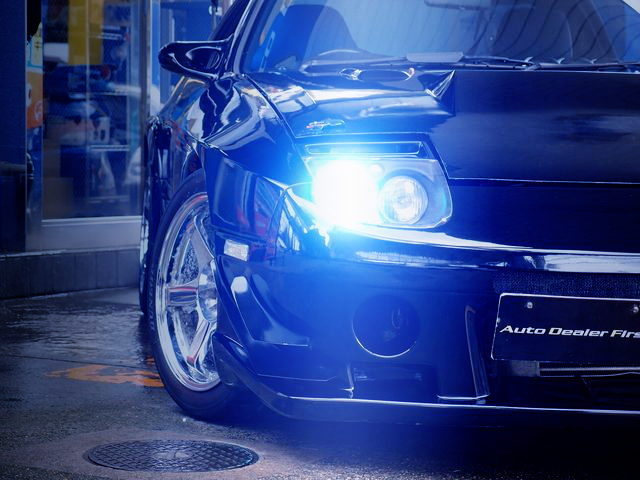 HID HEAD LIGHT FOR FC3S RX7