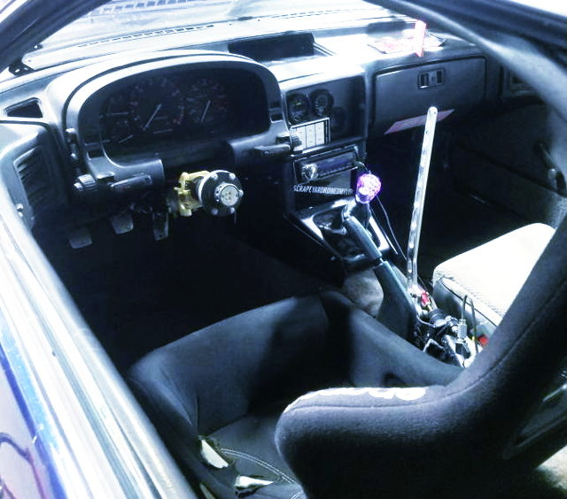 INTERIOR FC RX7 US-MODEL