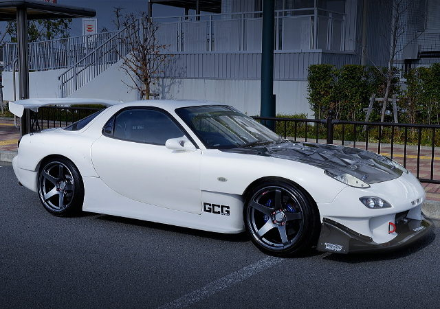 FRONT EXTERIOR FD3S RX7 TYPE RS