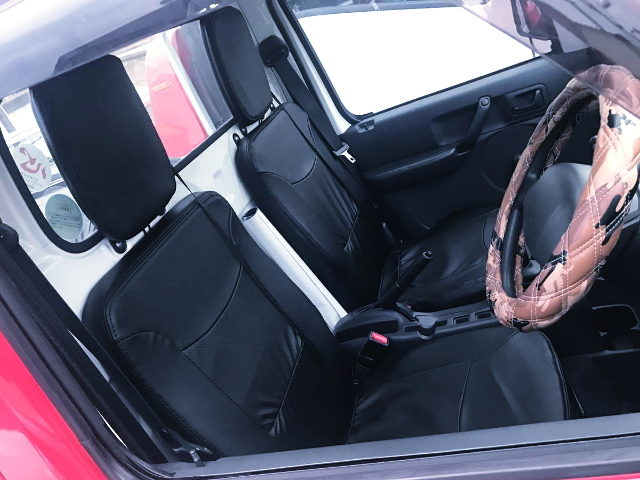 INTERIOR SEATS DA63T CARRY
