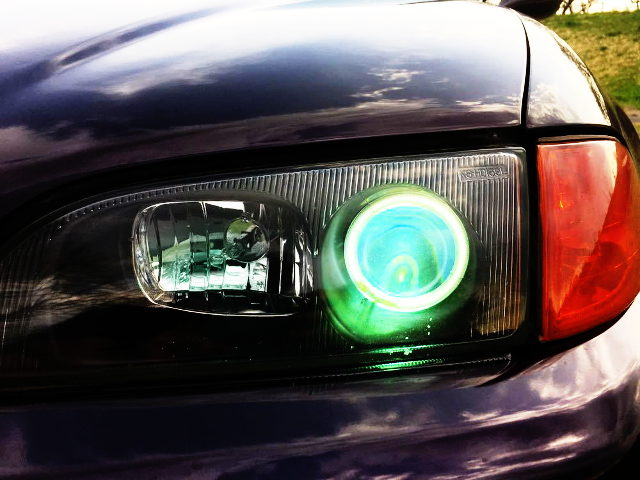 EJ1 CIVIC COUPE HEAD LIGHT