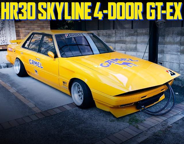 KAIDO RACER CAMEL HR30 SKYLINE 4-DOOR GTEX