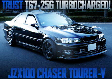 T67-25G TURBOCHARGED JZX100 CHASER TOURER-V
