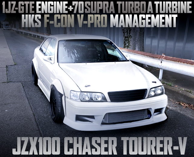 70SUPRA TURBO-A TURBINE JZX100 CHASER