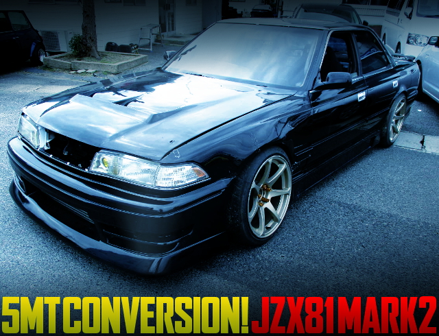 JZX81 MARK2 DRIFT SPEC