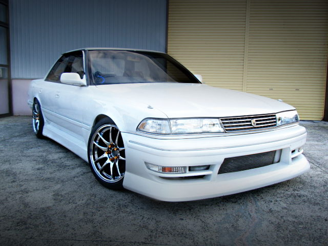 FRONT EXTERIOR JZX81 MARK2 GRANDE LIMITED