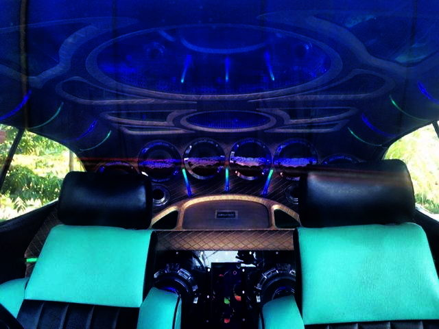 INTERIOR ROOF CUSTOM